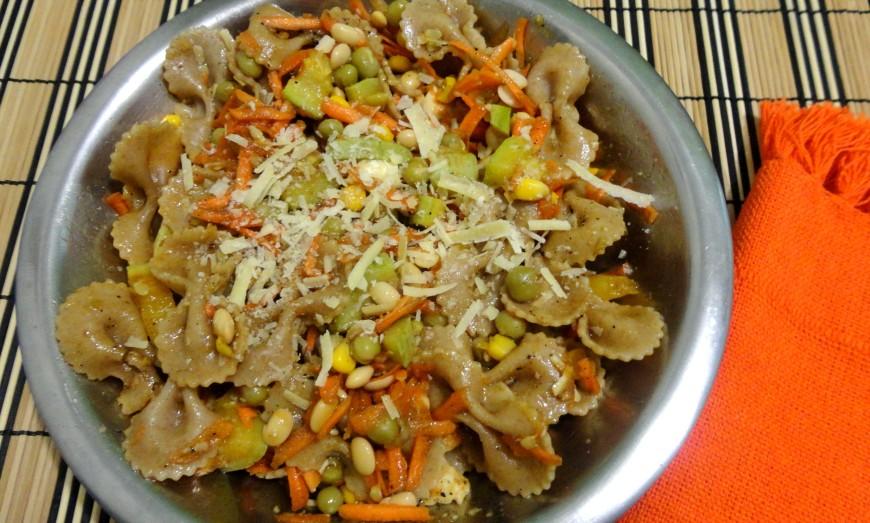 Salada Primavera Vegetariana